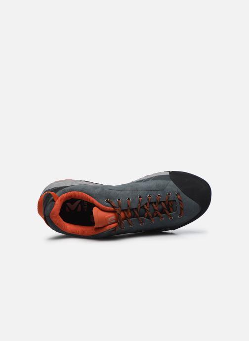 Scarpe sportive Millet Amuri Leather Grigio immagine sinistra