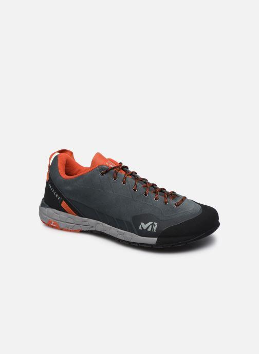 Chaussures de sport Millet Amuri Leather Gris vue détail/paire