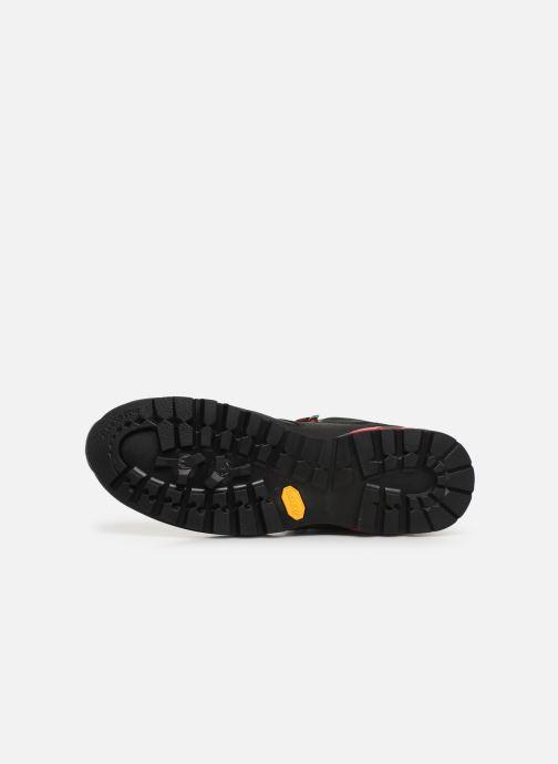 Zapatillas de deporte Millet Super Trident GTX 2 Gris vista de arriba