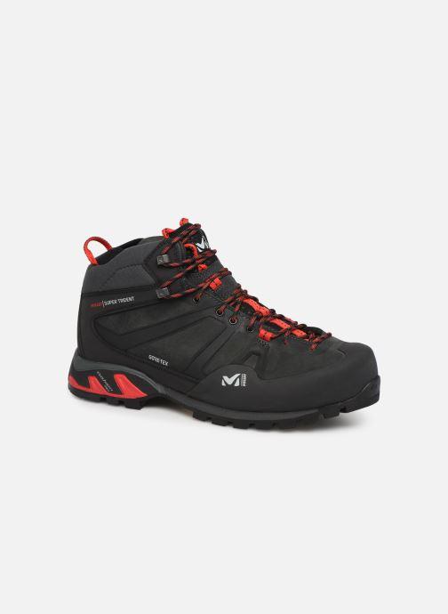Zapatillas de deporte Millet Super Trident GTX 2 Gris vista de detalle / par