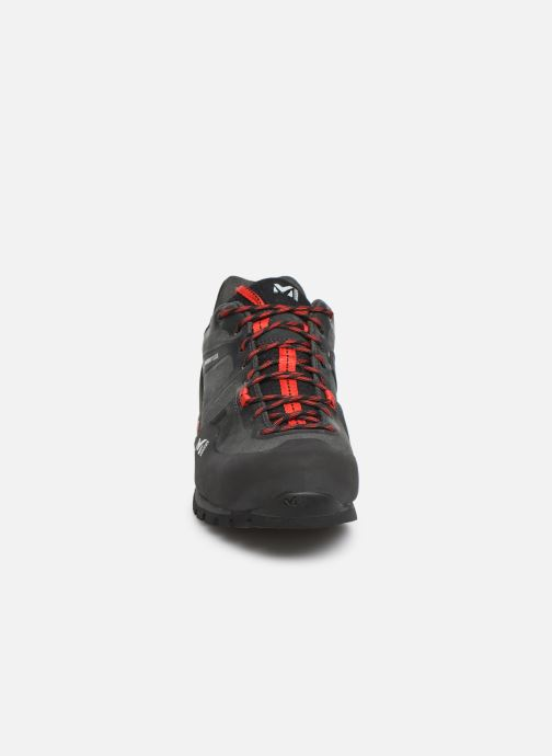Chaussures de sport Millet Trident Guide Gtx 2 Gris vue portées chaussures