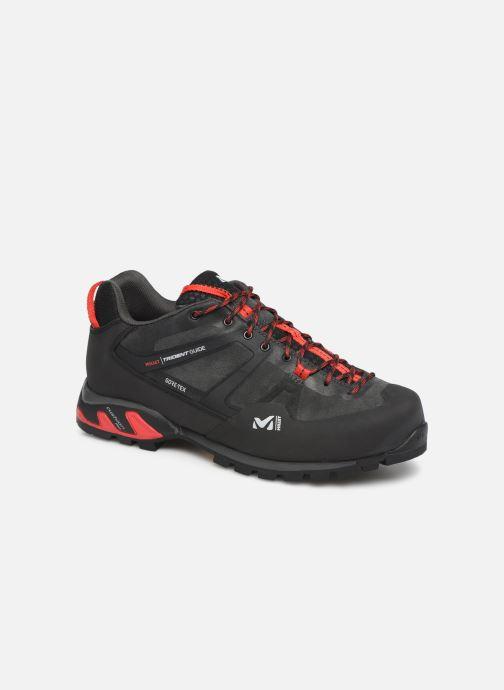 Sportssko Millet Trident Guide Gtx 2 Grå detaljeret billede af skoene