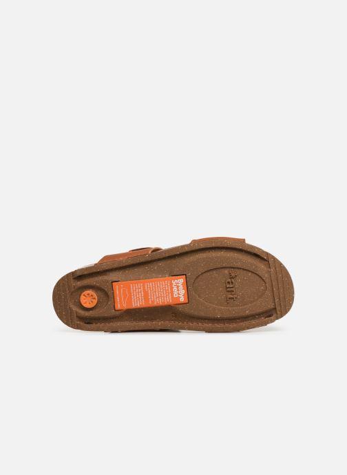 Sandales et nu-pieds Art I Breathe 1004 Marron vue haut
