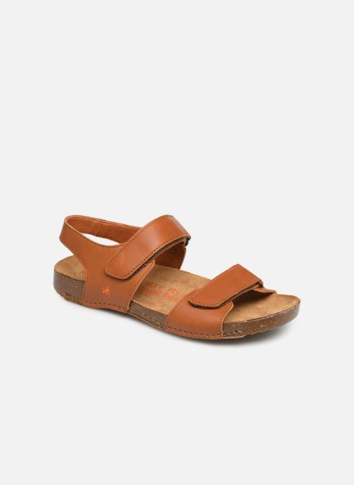 Sandales et nu-pieds Art I Breathe 1004 Marron vue détail/paire