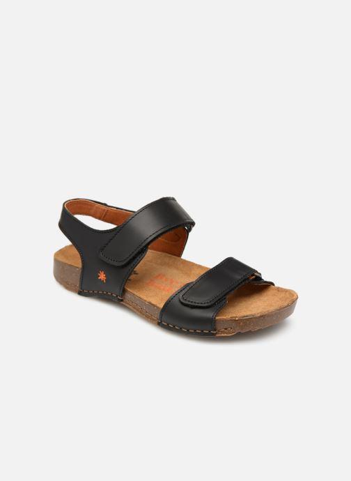 Sandaler Art I Breathe 1004 Sort detaljeret billede af skoene