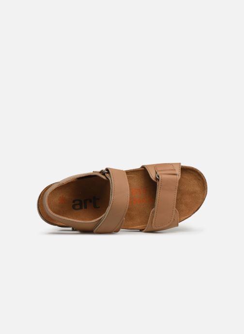 Sandali e scarpe aperte Art I Breathe 1004 Beige immagine sinistra