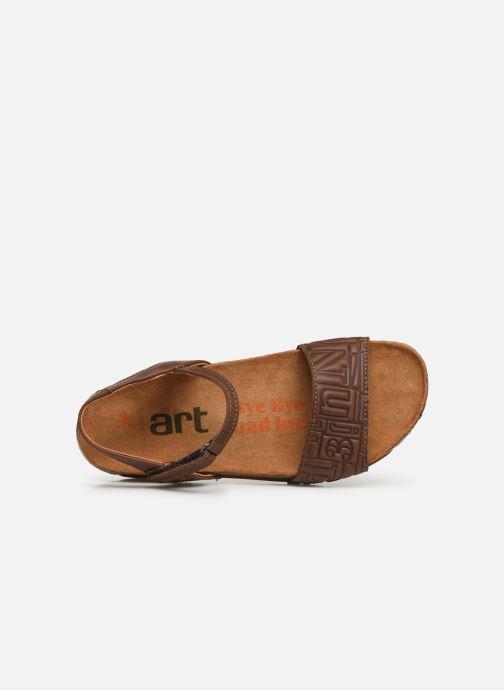 353157 I Sandalen Breathe Art 1005 braun Xw7w4Z