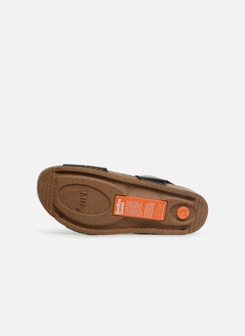 Sandales et nu-pieds Art I Breathe 1049 Noir vue haut