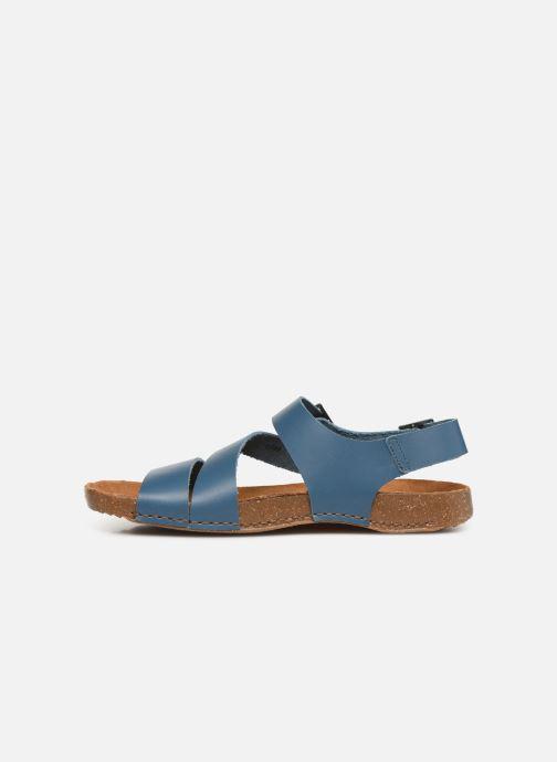 Sandalen Art I Breathe 1049 Blauw voorkant