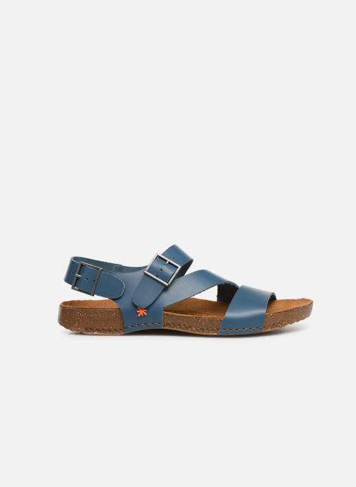 Sandalen Art I Breathe 1049 Blauw achterkant