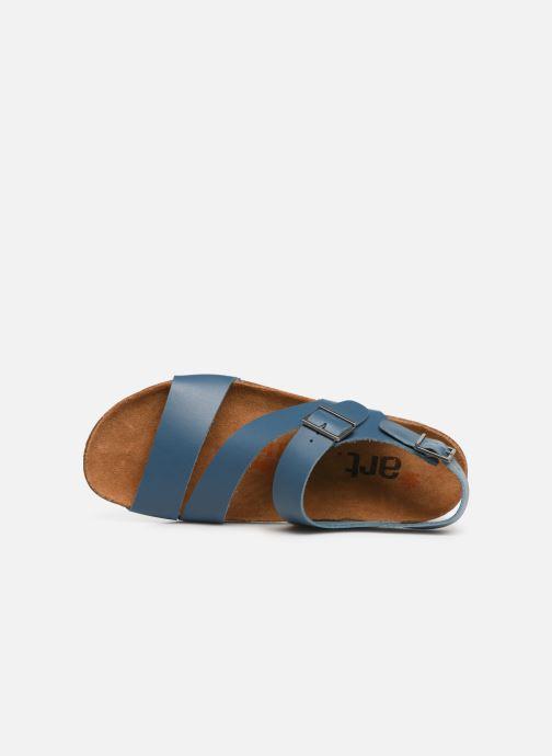 Sandalen Art I Breathe 1049 Blauw links