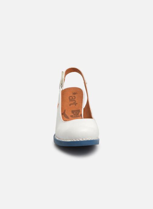 Zapatos de tacón Art Harlem 1066 Blanco vista del modelo