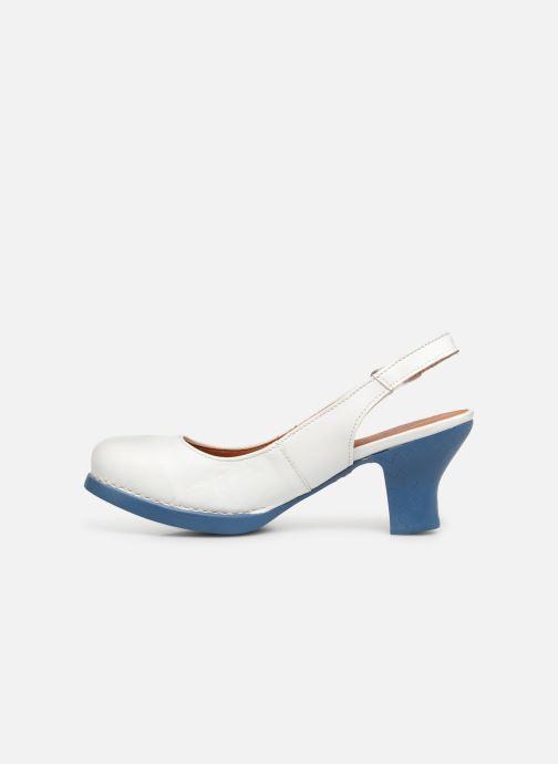 Zapatos de tacón Art Harlem 1066 Blanco vista de frente