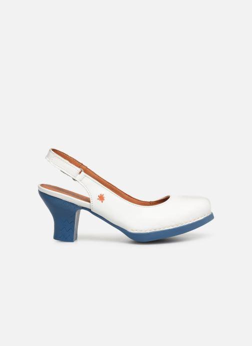 Zapatos de tacón Art Harlem 1066 Blanco vistra trasera