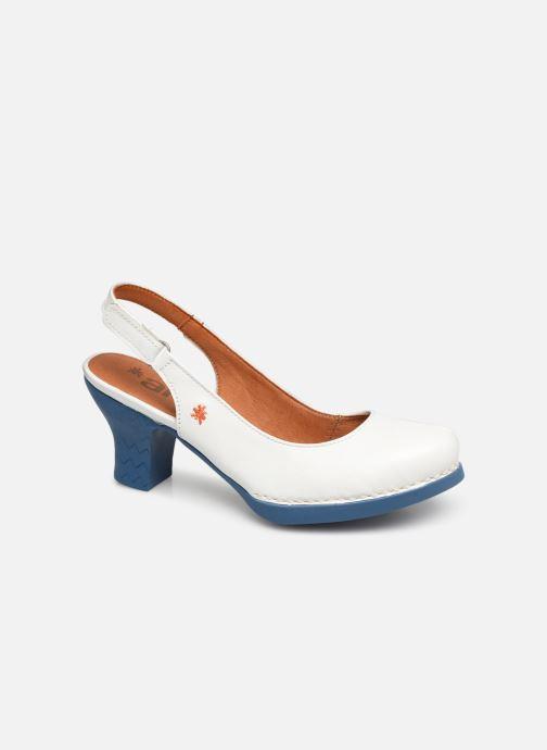 Zapatos de tacón Art Harlem 1066 Blanco vista de detalle / par