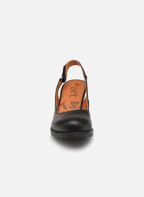 Zapatos de tacón Art Harlem 1066 Negro vista del modelo