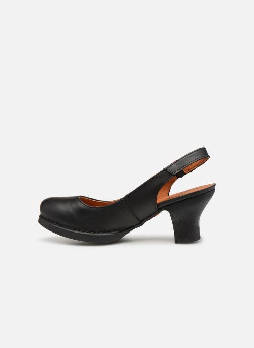 Zapatos de tacón Art Harlem 1066 Negro vista de frente