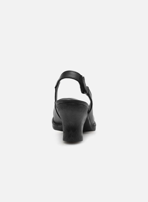 Zapatos de tacón Art Harlem 1066 Negro vista lateral derecha