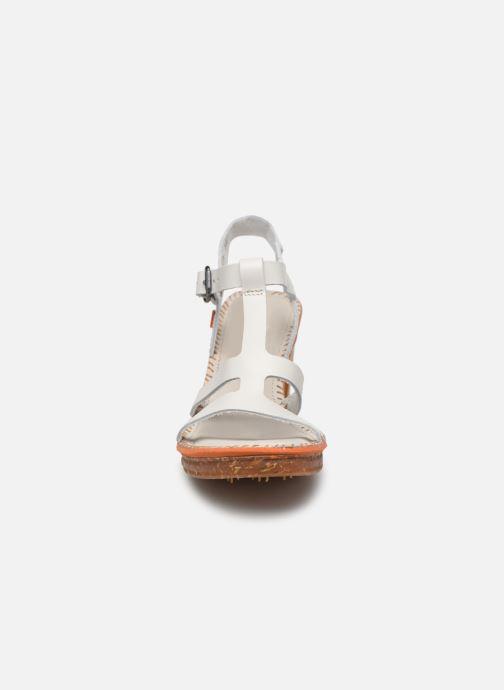 Sandaler Art Amsterdam 1079 Vit bild av skorna på