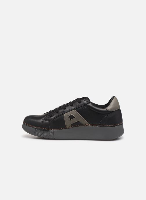 Sneakers Art I Express 1134 Zwart voorkant