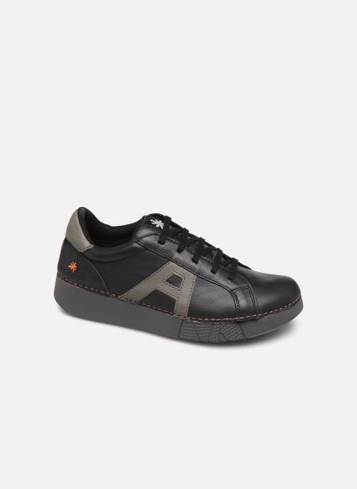 Sneakers Art I Express 1134 Zwart detail