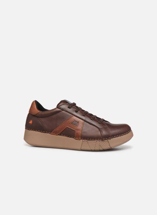 Sneakers Art I Express 1134 Bruin achterkant