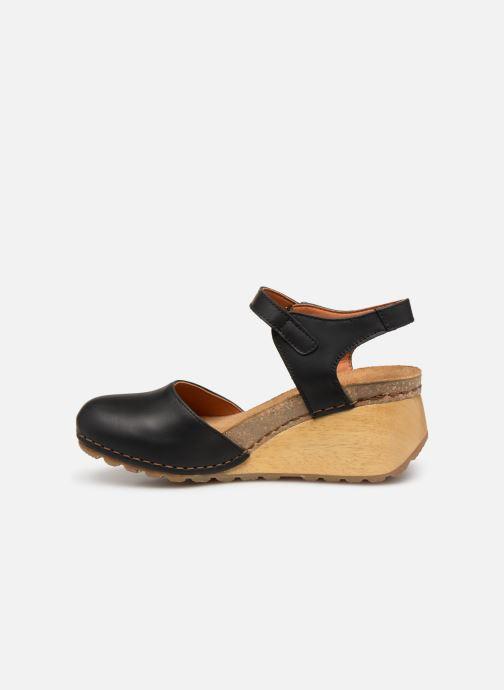 Sandali e scarpe aperte Art Borne 1328 Nero immagine frontale