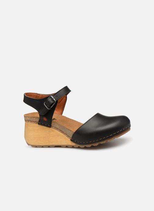 Sandali e scarpe aperte Art Borne 1328 Nero immagine posteriore