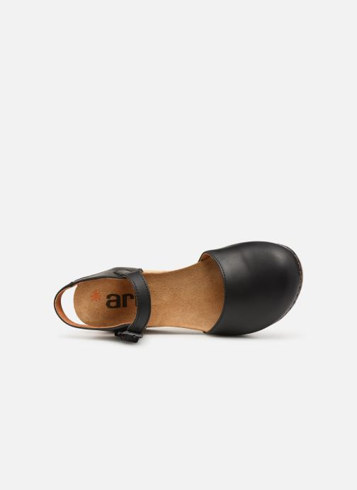 Sandali e scarpe aperte Art Borne 1328 Nero immagine sinistra