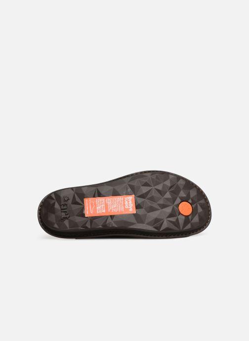 Sandales et nu-pieds Art I Explore 1370 Marron vue haut