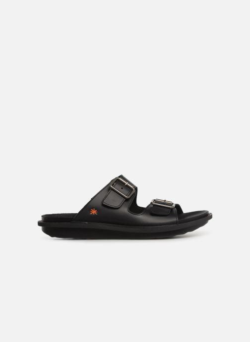 Sandales et nu-pieds Art I Explore 1370 Noir vue derrière