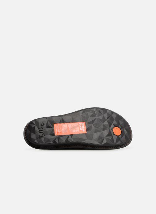 Sandales et nu-pieds Art I Explore 1370 Noir vue haut