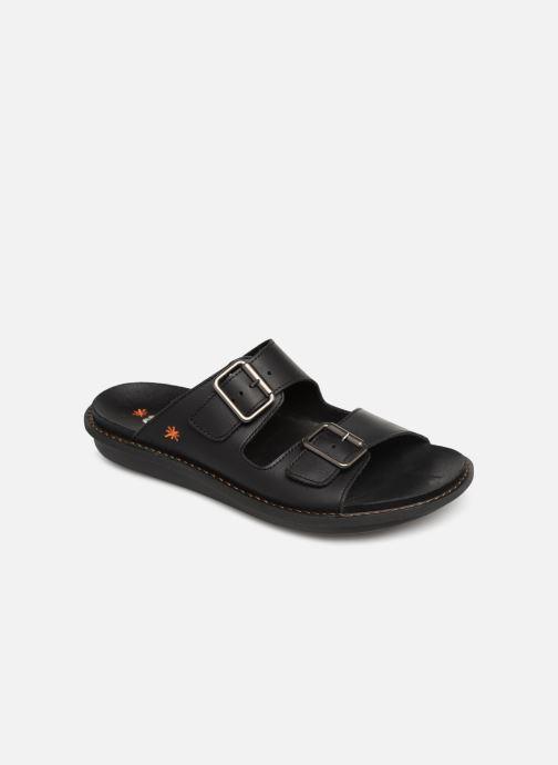 Sandales et nu-pieds Art I Explore 1370 Noir vue détail/paire