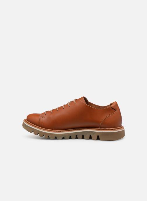 Chaussures à lacets Art Toronto 1407 Marron vue face