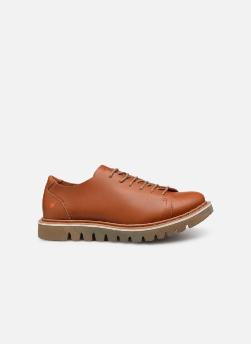 Chaussures à lacets Art Toronto 1407 Marron vue derrière