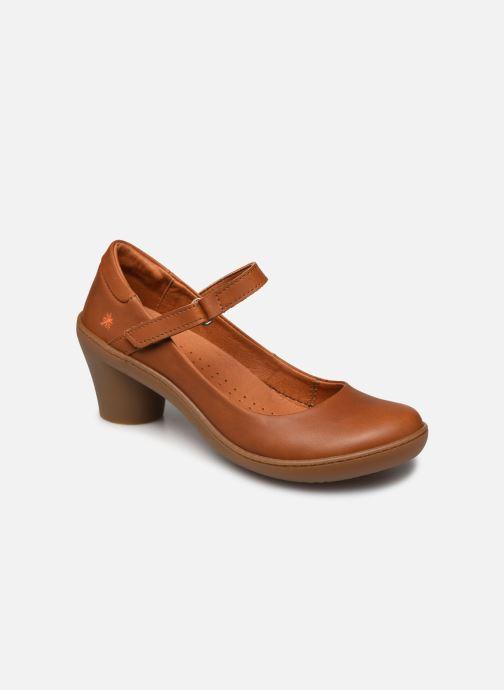 Zapatos de tacón Art Alfama 1447 Marrón vista de detalle / par