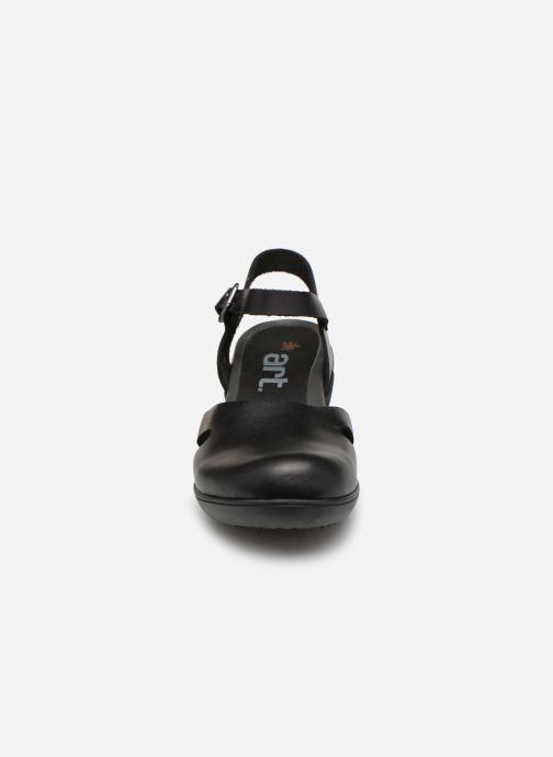Sandalen Art Alfama 1470 schwarz schuhe getragen