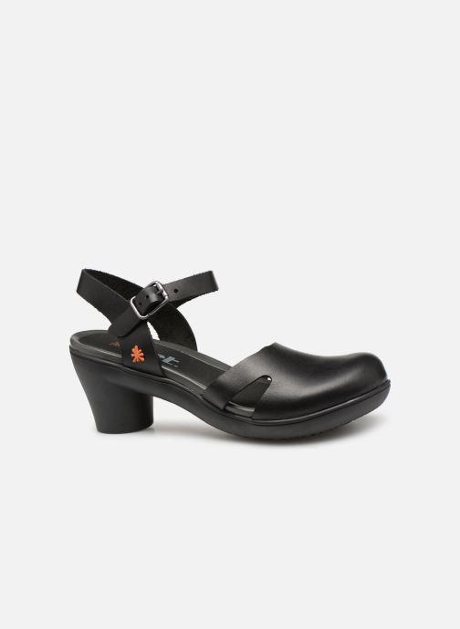 Sandalen Art Alfama 1470 schwarz ansicht von hinten
