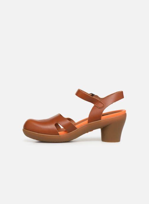 Sandalen Art Alfama 1470 braun ansicht von vorne