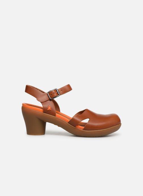 Sandalen Art Alfama 1470 braun ansicht von hinten
