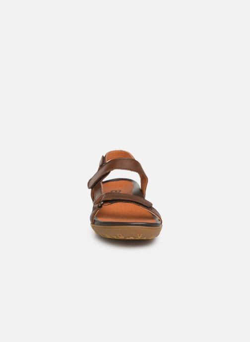 Sandals Art Antibes 1502 Brown model view