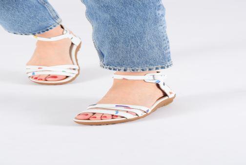 Sandaler Art Antibes 1503F Vit bild från under