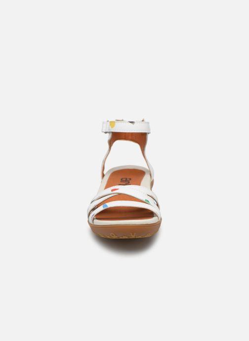 Sandaler Art Antibes 1503F Vit bild av skorna på