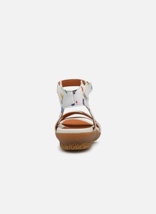 Sandaler Art Antibes 1503F Vit Bild från höger sidan