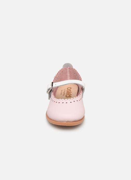 Ballerines Osito by Conguitos Amaia Rose vue portées chaussures