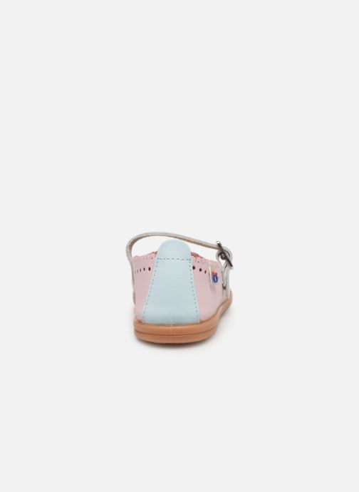 Ballerines Osito by Conguitos Amaia Rose vue droite