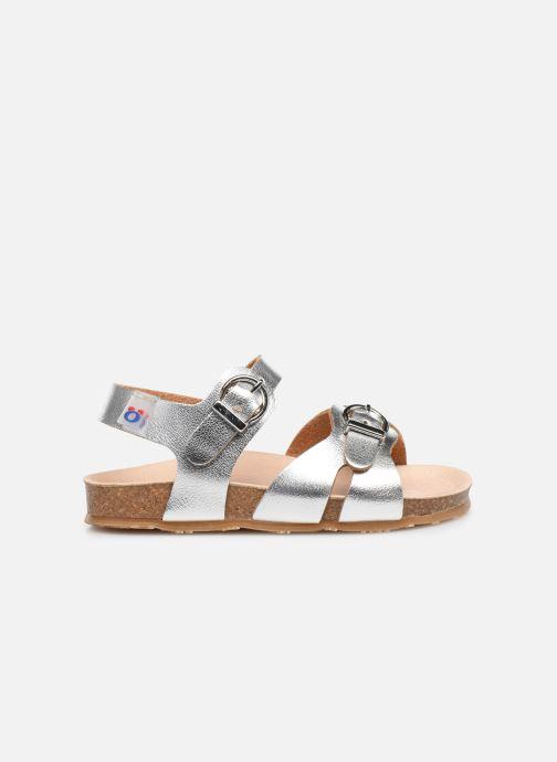 Sandales et nu-pieds Osito by Conguitos Maritza Argent vue derrière