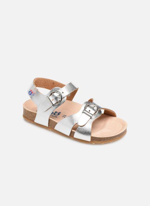 Sandales et nu-pieds Osito by Conguitos Maritza Argent vue détail/paire