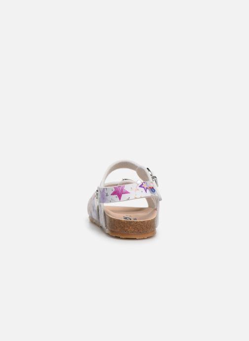 Sandales et nu-pieds Osito by Conguitos Santana Multicolore vue droite