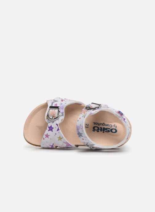 Sandales et nu-pieds Osito by Conguitos Santana Multicolore vue gauche